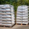 Pallet of Woodlets Pellets - 96 x 10kg Bags